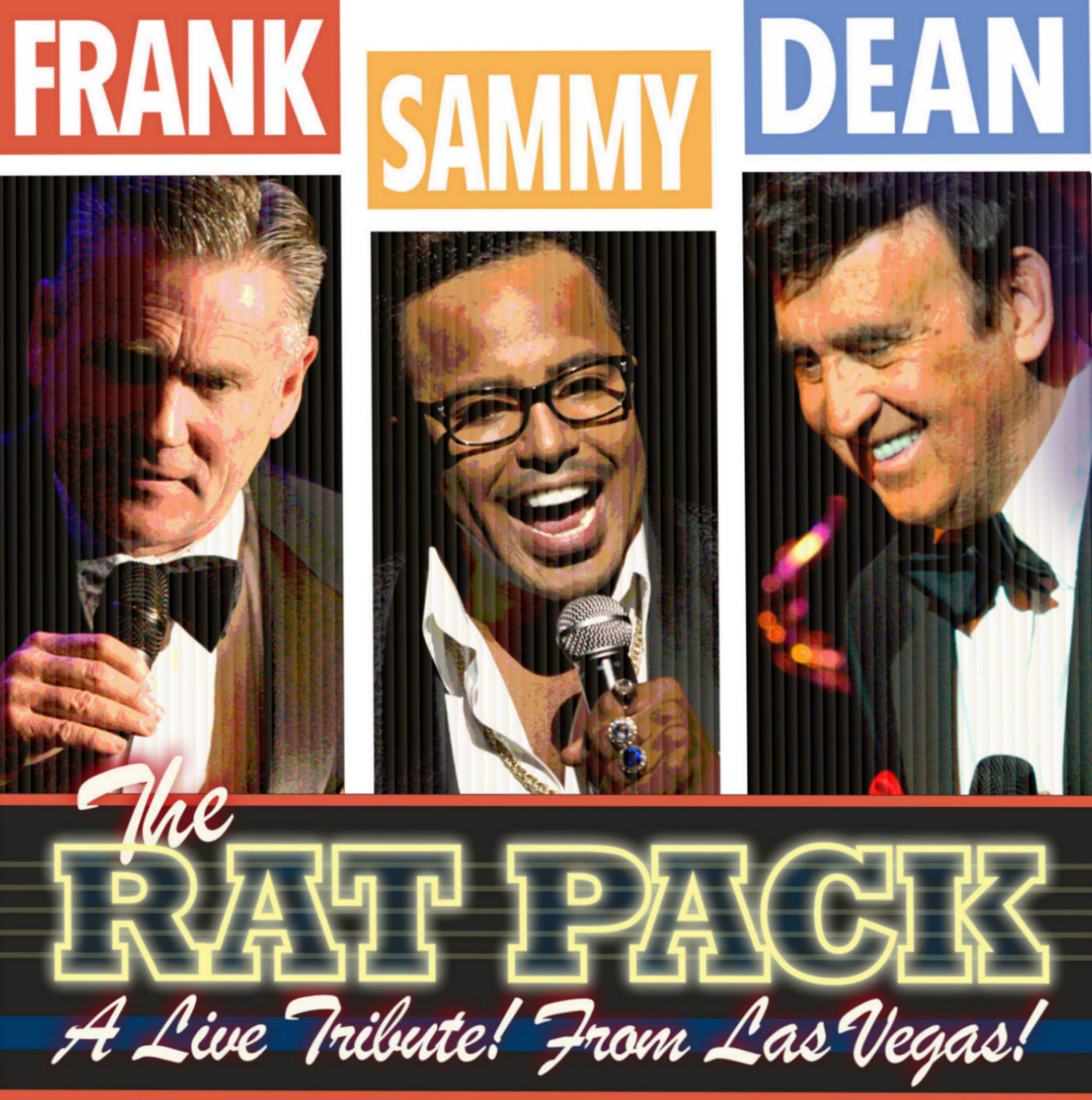 The Rat Pack - A Tribute